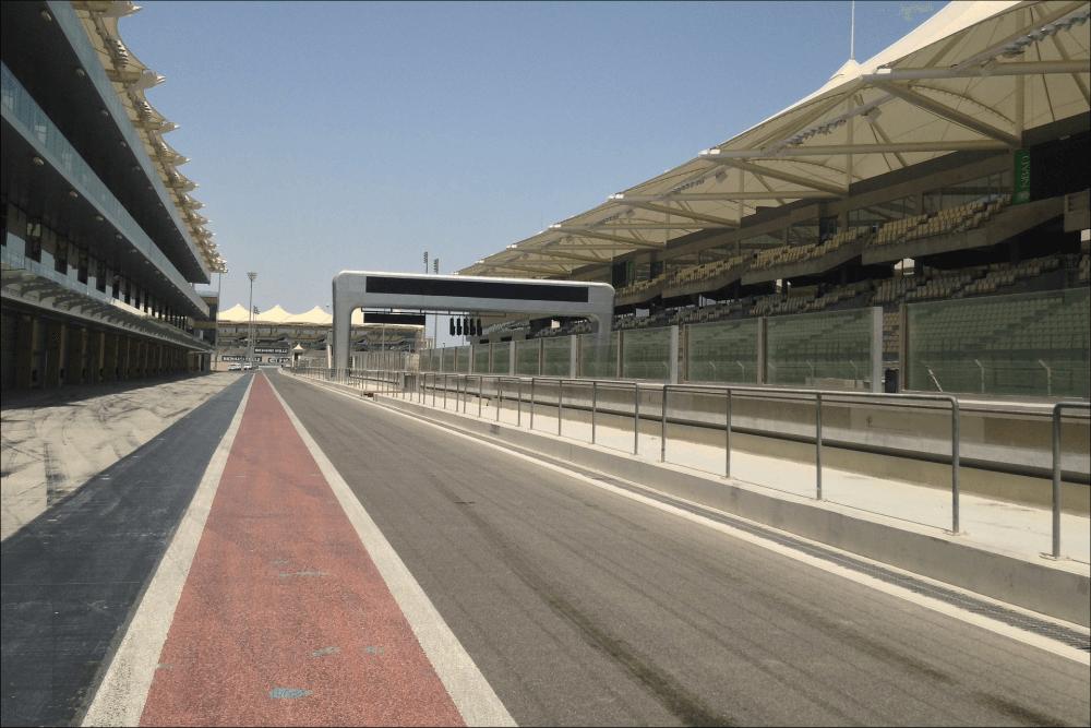 Abu Dhabi Formule 1 reizen vliegtuig aanbieding