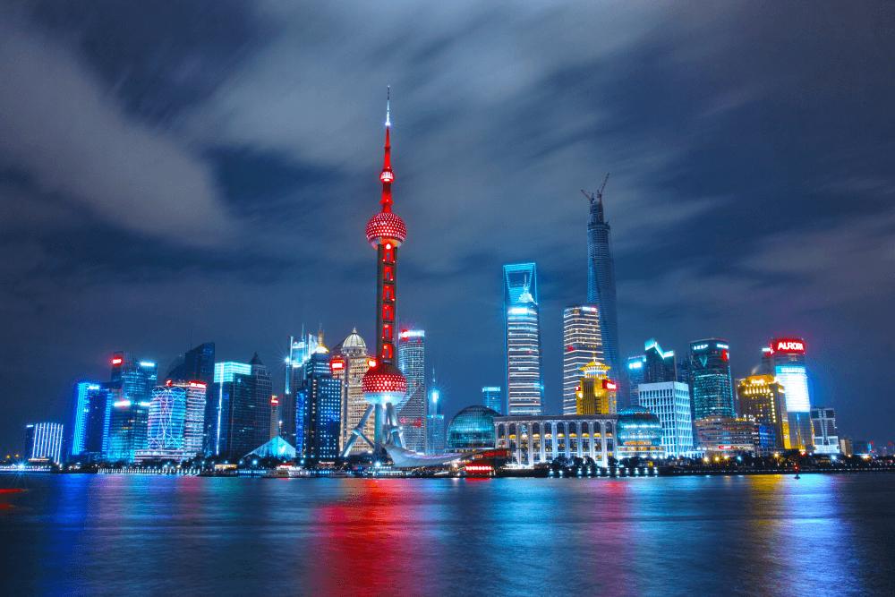 Formule 1 reis china