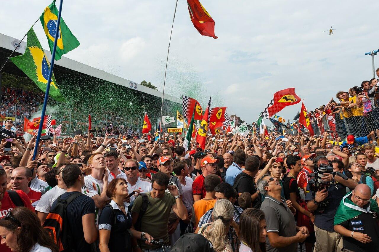 Formule 1 reis Italië monza