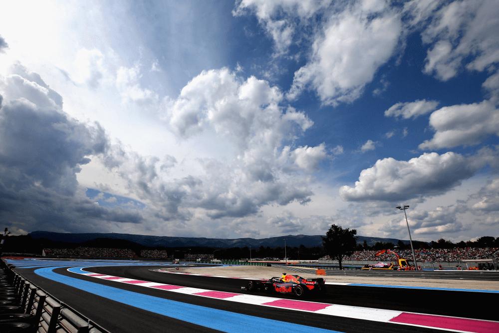 Formule 1 Grand Prix Frankrijk reizen