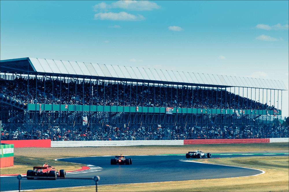 Engeland Silverstond Grand Prix reizen