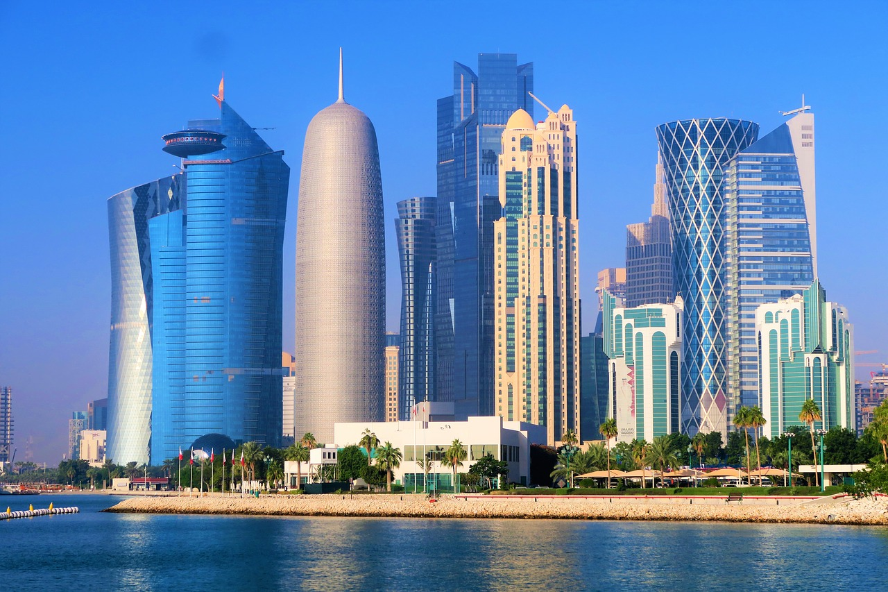 Qatar Formule 1 reis
